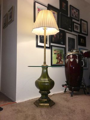 Mid century antique vintage lamp table furniture for Sale in San Diego, CA