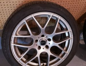 18 inch wheels for Audi VW Mercedes Benz for Sale in Streamwood, IL