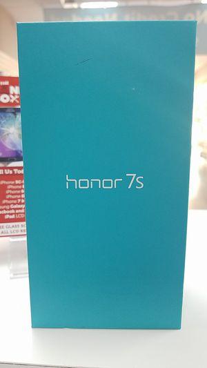 Honor 7s 16gb unlocked for Sale in Dallas, TX
