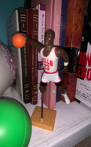 Vintage 80s Michael Jordan action figure movable for Sale in Phoenix, AZ