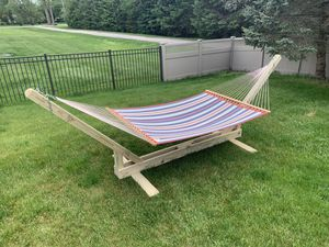 Hammock with stand for Sale in Freeland, MI