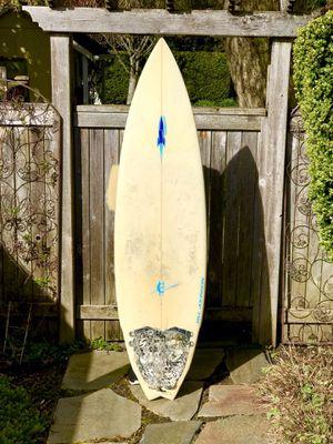 "Bill Johnson Shapes 6'4"" fish surfboard for Sale in Seattle, WA"