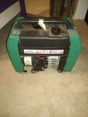 Coleman powermate 1750 generator for Sale in Wichita, KS