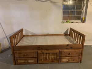 Twin bed for Sale in Stone Mountain, GA