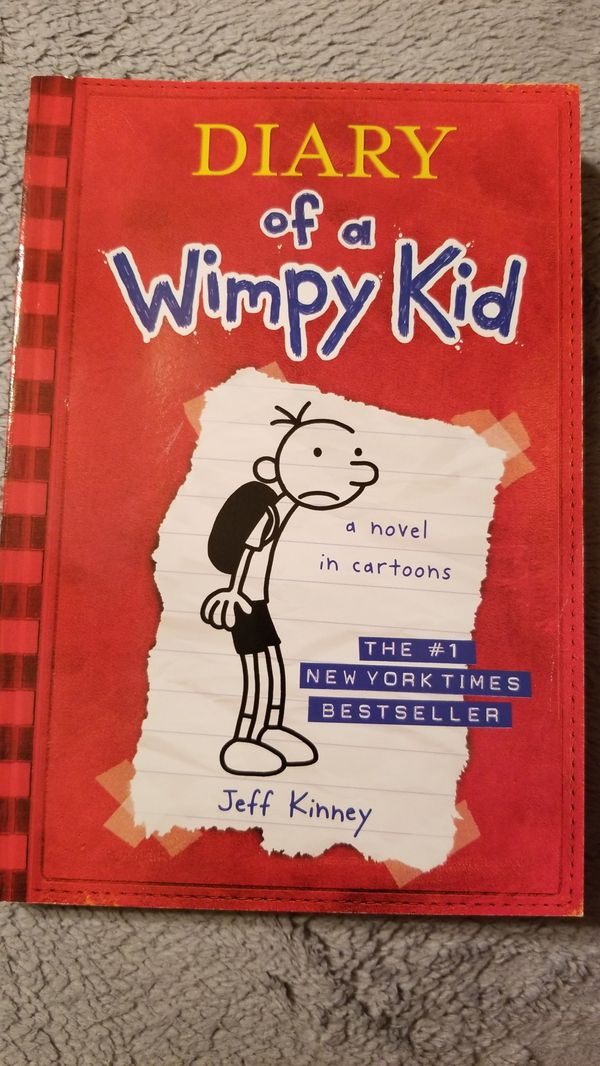 Diary of a Wimpy Kid, Paperback, Brand New