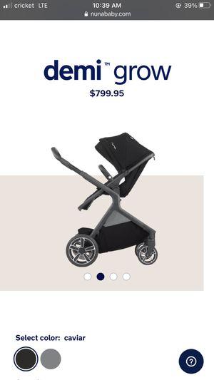 Nuna demi grow stroller for Sale in Fort Worth, TX