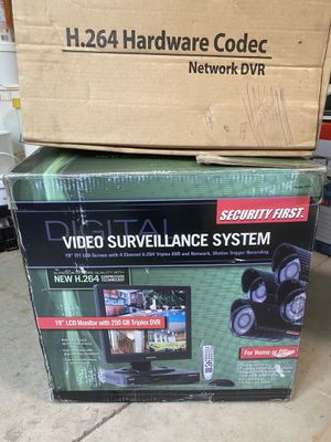 Digital Video Surveillance System for Sale in Shelby Charter Township, MI