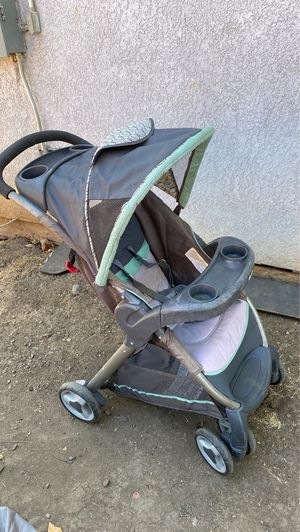 Really nice and working condition stroller need to go today for Sale in Stockton, CA
