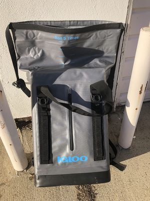 Igloo Insulated Backpack used once and been in storage for a year for Sale in San Diego, CA