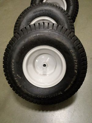 "Brand New MTD 20"" x 8"" Lawn Tractor Rear Tire Assembly for Sale in Everett, WA"