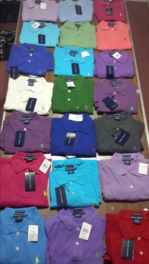 40 women's polos for Sale in Brooklyn, NY