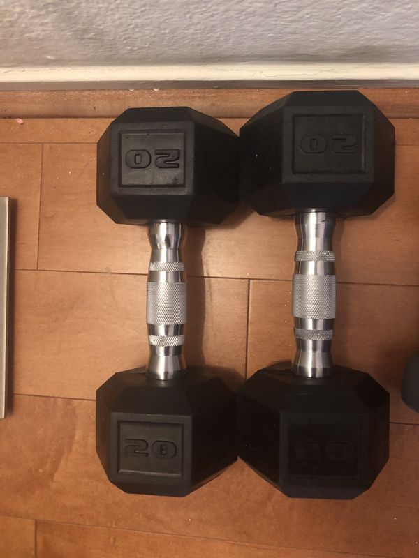 20lb weights