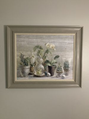 Succulent Frame for Sale in Pearland, TX