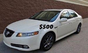 🔑🔑$500 I Selling 2005 Acura TL 🔑🔑❤️ Very Clean Tittle!🔑🔑🔆 for Sale in Oklahoma City, OK