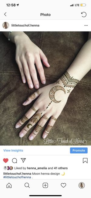 Henna tattoo for Sale in University Place, WA