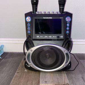 Karaoke USA Machine for Sale in Wildomar, CA