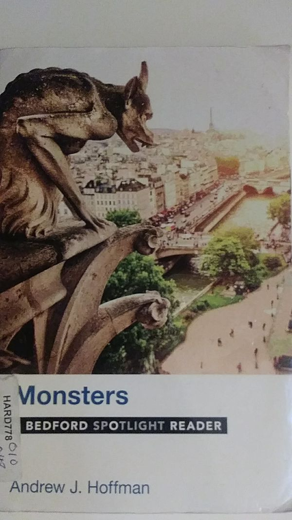 Monsters by Andrew J Hoffman