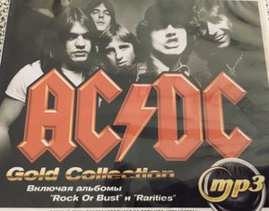 AC/DC- Gold Collection 17 Albums 1976-2016 for Sale in Hollywood, FL