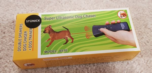 Training multi-functions pet anti barking device