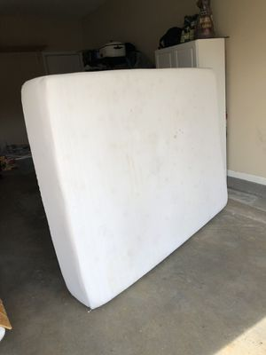 FREE Memory foam mattress with box spring and frame for Sale in Murfreesboro, TN