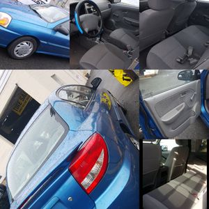 2005 Kia Rio 4cyc 2.0 4dr Sedan Clean Title 93,000 k mikes Automatic transmission V4 A.C. Heater for Sale in Mount Rainier, MD