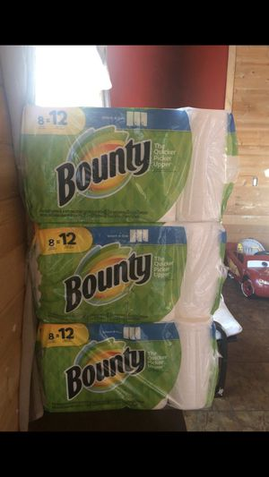 Bounty napkins for Sale in Glendale, AZ