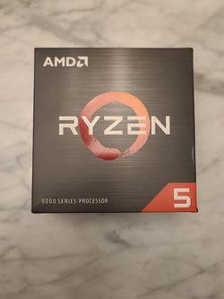 RYZEN 5 5600X for Sale in South El Monte,  CA