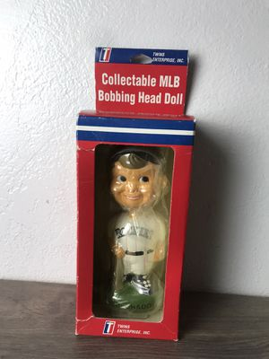 Twins enterprise NFL Bobbing head doll collectible for Sale in Pittsburg, CA
