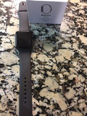 Apple Watch series 3 42mm Space Grey for Sale in Jacksonville, FL
