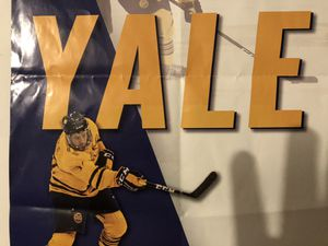 4 Quinnipiac at Yale men's hockey tickets for Sale in North Haven, CT