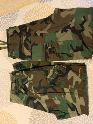 Camouflage clothing for Sale in Rochester, MN