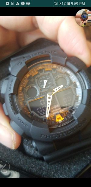 CASIO G-SHOCK COMBO 1 BRAND NEW 1 SPECIAL EDITION USED for Sale in Fairfax, VA