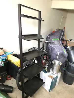 Ladder shelf for Sale in Helotes, TX