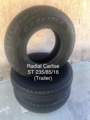 ST 235/85/16 (excellent condition) for Sale in Rancho Cucamonga, CA
