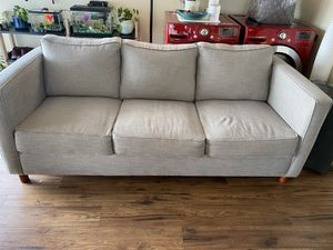 Aki home Astoria 3 seater couch for Sale in Torrance, CA
