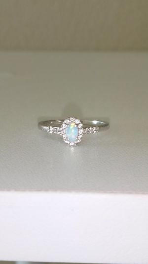 925 Silver and Opal Ring for Sale in Henderson, CO