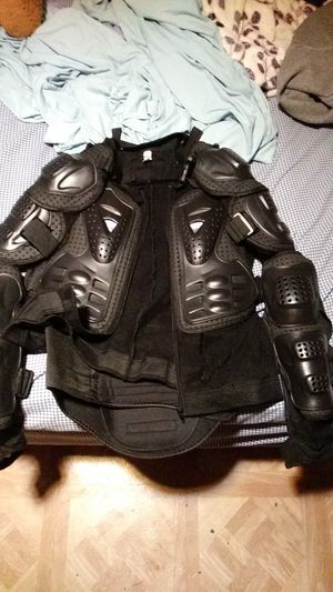Full body motorcycle vest for Sale in Los Angeles, CA