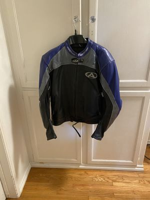 AGV Motorsport Leather Motorcycle Jacket for Sale in Hawthorne, CA