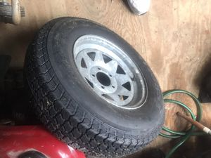 Trailer tire( brand new) for Sale in Blackwood, NJ
