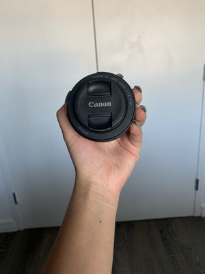 Canon 50mm Lens for Sale in Brooklyn, NY