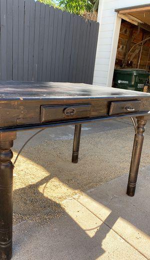 Wooden Desk for Sale in Phoenix, AZ