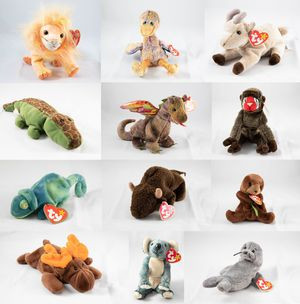 RARE & Vintage Beanie Baby Collection for Sale in Chicago, IL