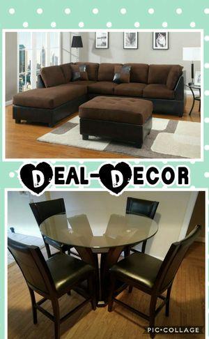 2 Room Combo Set for Sale in Atlanta, GA