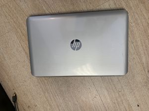 Hp touch screen laptop windows 10 with 4 gigs ram 500 gig hard drive for Sale in Los Angeles, CA