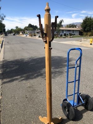 Nice vintage coat rack for Sale in Glendora, CA