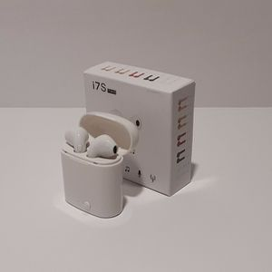 Brand New I7S TWS Earbud Wireless Headphones White Case & Charger for Sale in Sutton, MA