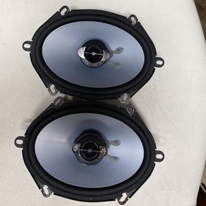 6X8 JL AUDIO SPEAKERS for Sale in Canby, OR