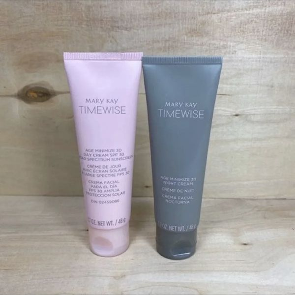 Mary Kay Day And Night Cream Normal To Dry Skin