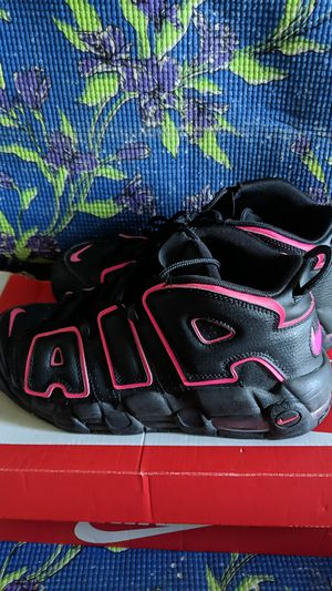 Nike Air More Uptempo Shoes Size 7 for Sale in Kent, WA