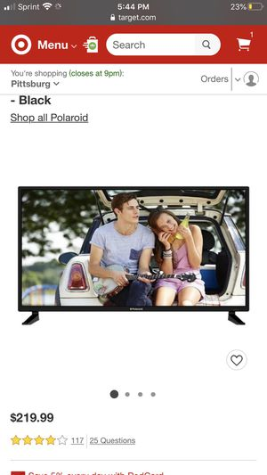 40 inch tv for Sale in Pittsburg, CA